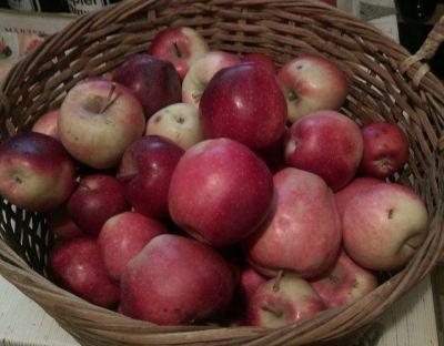 ÄpfelKorb